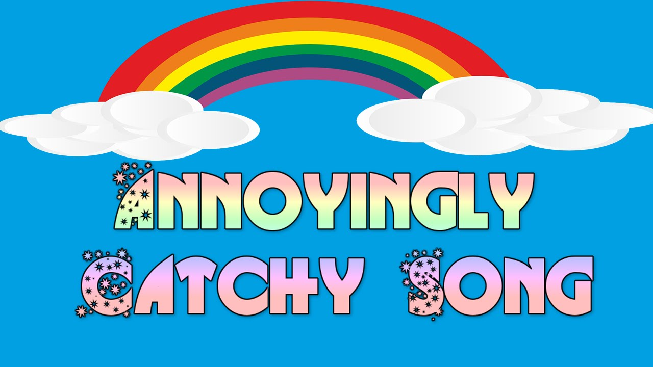 Annoyingly Catchy Song Ice Cream And Cake Lyric Video 1 Hour