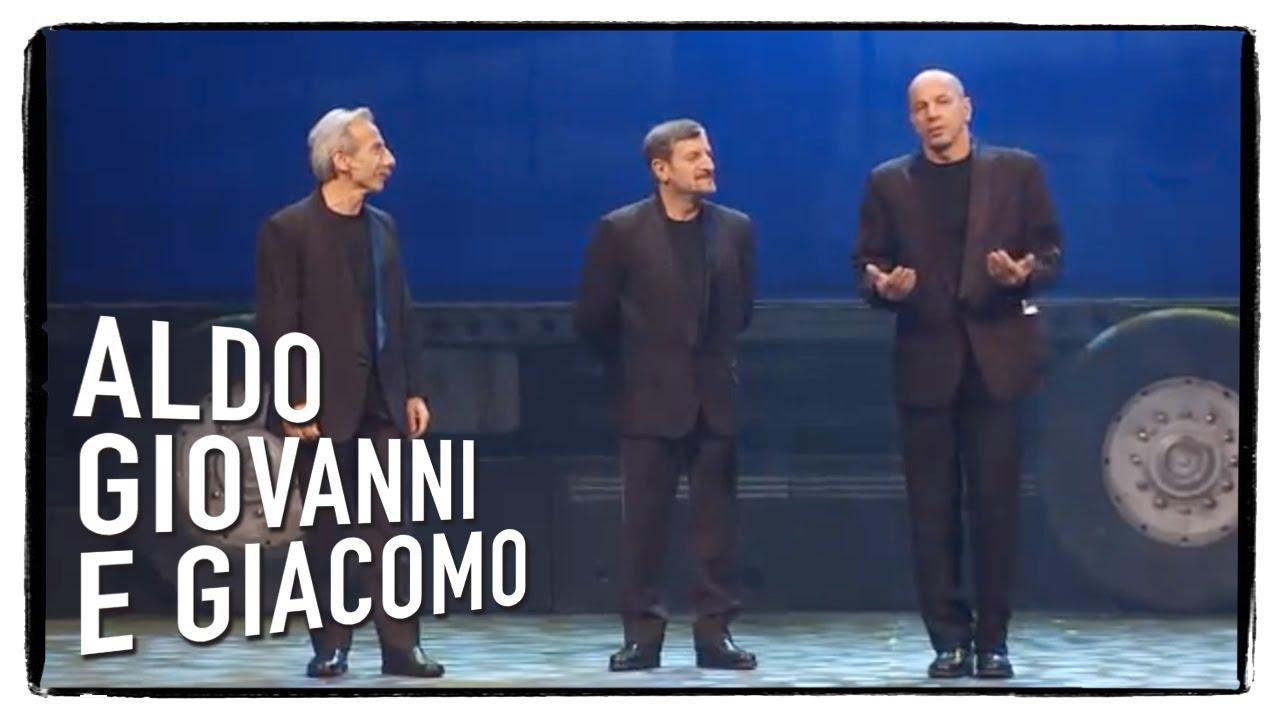 Ammutta Muddìca Live Dal Teatro Fraschini Aldo Giovanni E Giacomo
