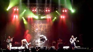 Suicide Silence - Disengage (Live in Jakarta, 18 September 2011)