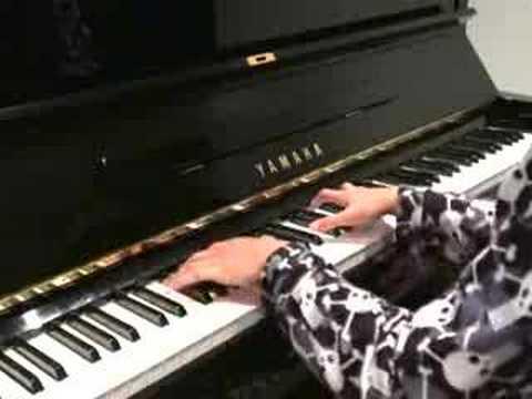 Coldplay - Viva La Vida (piano cover)