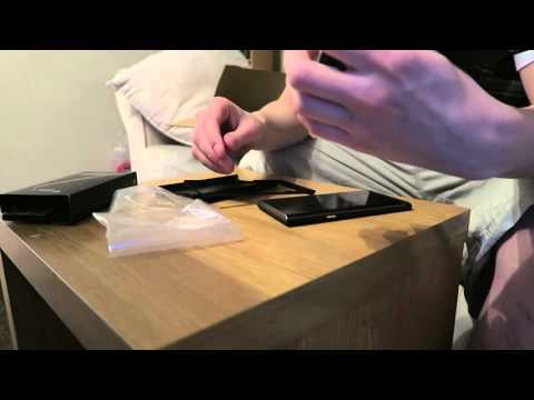 Blackberry Priv accessories amazon unboxing