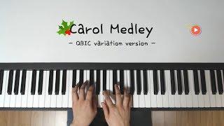 점점 어려워지는 캐롤 메들리를 연주한다면????