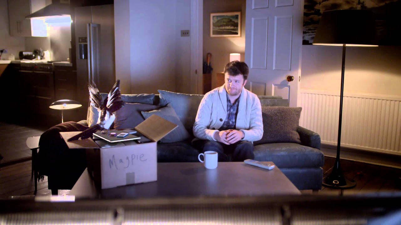musicMagpie TV Advert Electronics Couch Potato