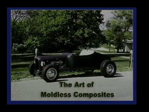 5 - The Basics of Fiberglass - The Art of Moldless Composites