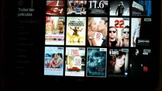 Como funciona la Aplicacion Fox  Play (Deportes, Peliculas, Series) en tv y celular