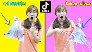 Thử Thách Làm Theo Những Video Triệu View ♥ Min Min TV Minh Khoa