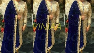 Beautiful Designs of Punjabi Suits || Latest Punjabi Suits || Punjabi Suit Neck Designs