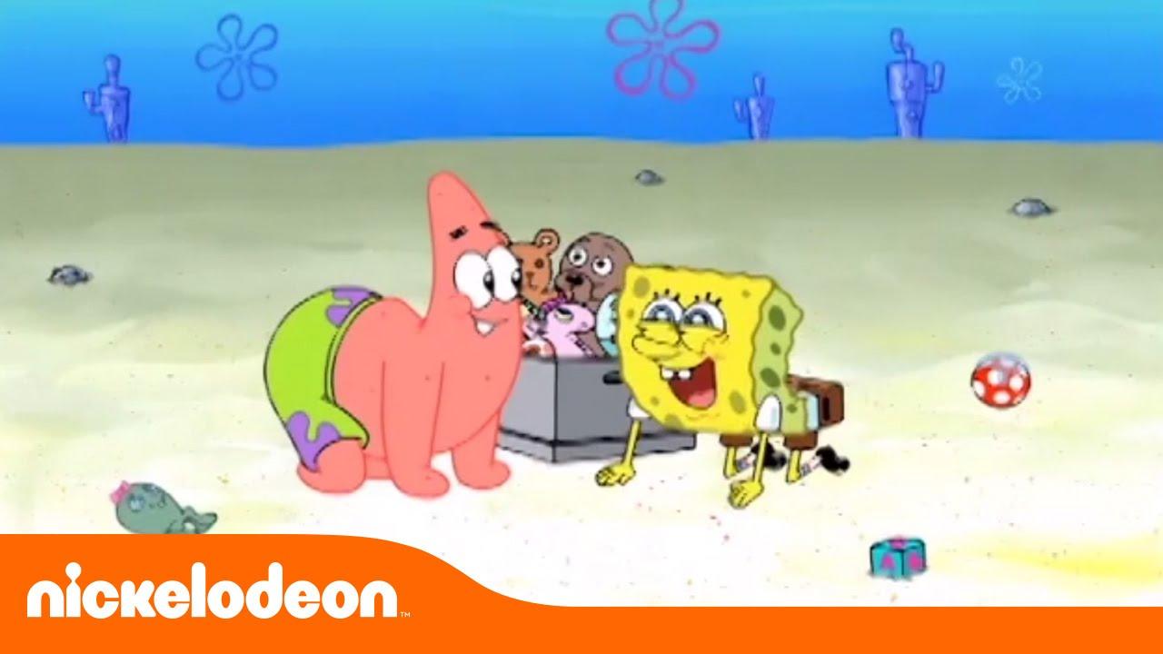 Bob Esponja Momentos Malucos Do Bob E Patrick Nickelodeon Em