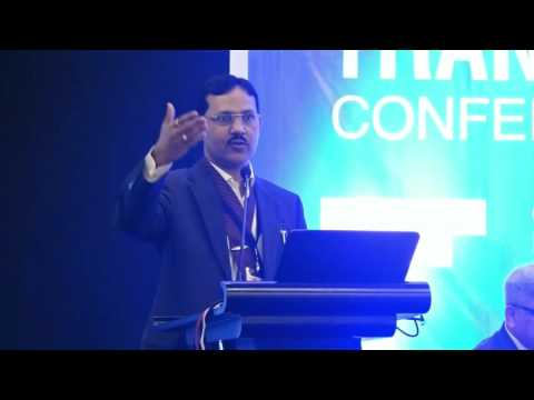 Mr. Ashok Chandak, Director, NXP Semiconductors, at Connected Transport Conference of AutoNebula