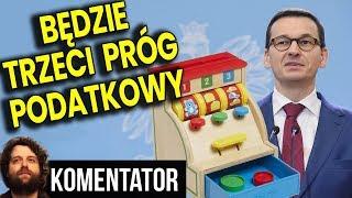 OFICJALNIE: Rząd PIS Wprowadza 3 Próg Podatkowy w Polsce Co to Znaczny? Analiza Komentator Pieniądze