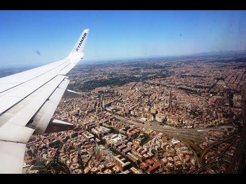 Ryanair Boeing 737-800 ✈ Vilnius - Rome Ciampino