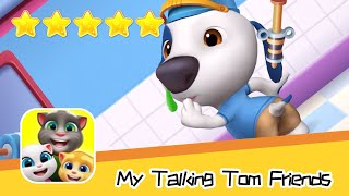 My Talking Tom Friends Day6 Walkthrough Best new virtual pet game Recommend index five stars