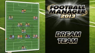 Football Manager 2013 Dream Team (Best 11 Players In The Game)