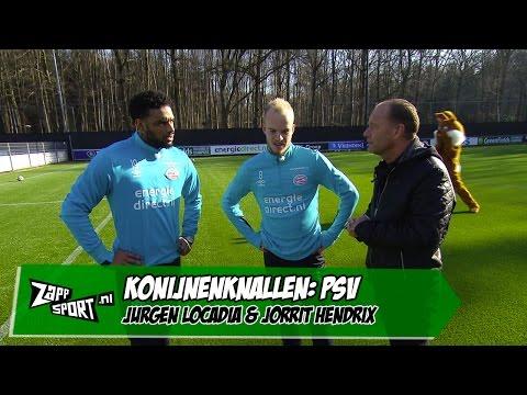 Konijnenknallen met PSV | ZAPPSPORT
