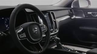 New Volvo V60 - Interior Design