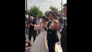 Жених привел невесту к себе домой / Шикарная армянская свадьба в Ереване / Кавказская свадьба