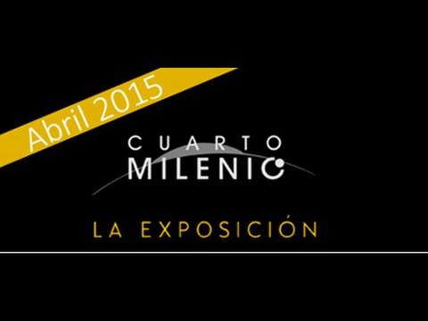 Parte 2 rueda de prensa expo cuarto milenio youtube for Expo cuarto milenio valencia