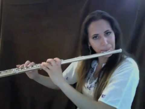Zorro's Theme - Flute