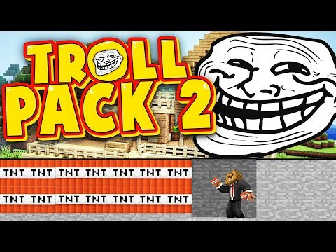 DYING AUSTIN'S HAIR PINK AND BLOWING UP SPAWN - TROLL PACK SEASON 2 #15