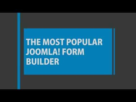 RSForm!Pro - The All Time Form Builder