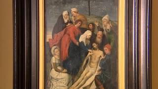 Нидерландская живопись - открытие действительности