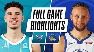 HORNETS at WARRIORS | FULL GAME HIGHLIGHTS | February 26, 2021