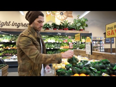 Healthy Food Shopping Vlog