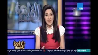 ''مساء القاهرة'..إنجي أنورمتعجبة من تزامن توقيت حرائق الرويعي والغورية  وبث قنوات الإخوان علي الهواء
