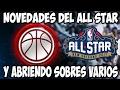 ¡NOVEDADES ALL STAR Y SOBRES LEGENDARIOS, REGRESO Y GRANDES MOMENTOS! | NBA LIVE MOBILE ESPAÑOL