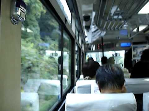 松本電鉄バス往上高地 1