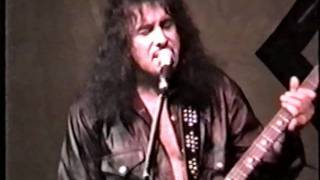 KISS - A World Without Heroes - Boston 1995 - Convention Tour