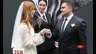 Співачка Світлана Тарабарова вийшла заміж