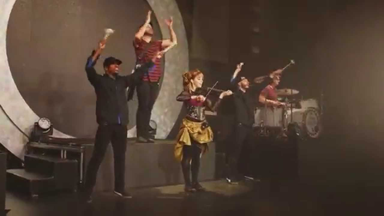 Roundtable Rival — Live From London — Lindsey Stirling