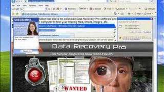 Download Data Recovery Software for Windows XP and Vista