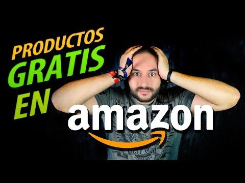 PRODUCTOS GRATIS EN AMAZON - Torr