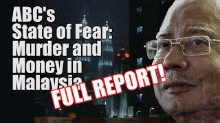 Video ABC's State of Fear: Murder & Money in Malaysia (FULL REPORT!) download MP3, 3GP, MP4, WEBM, AVI, FLV Juni 2018