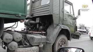 КамАЗ на ЯМЗ-238, звук дизеля