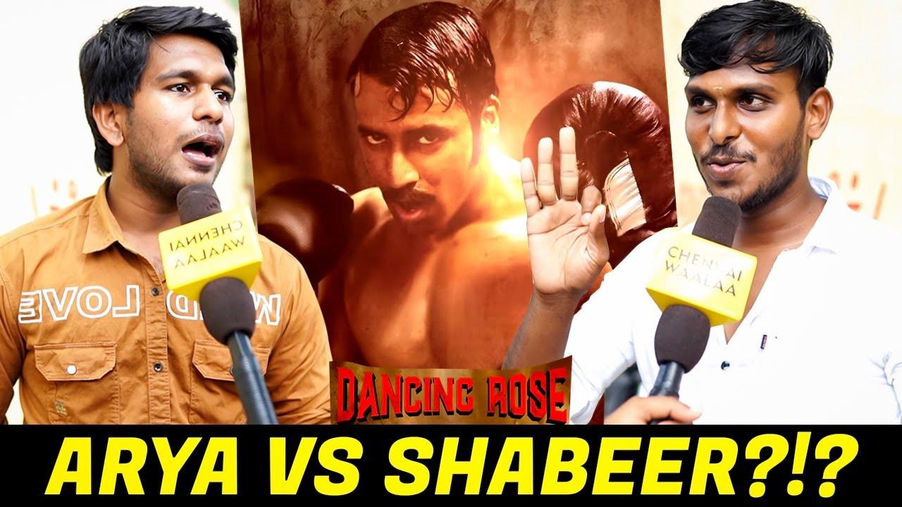 "Dancing Rose தான் படத்தோட Hero"" | Sarpatta Parambarai | Arya Vs Shabeer | Fan Reactions | CW!"