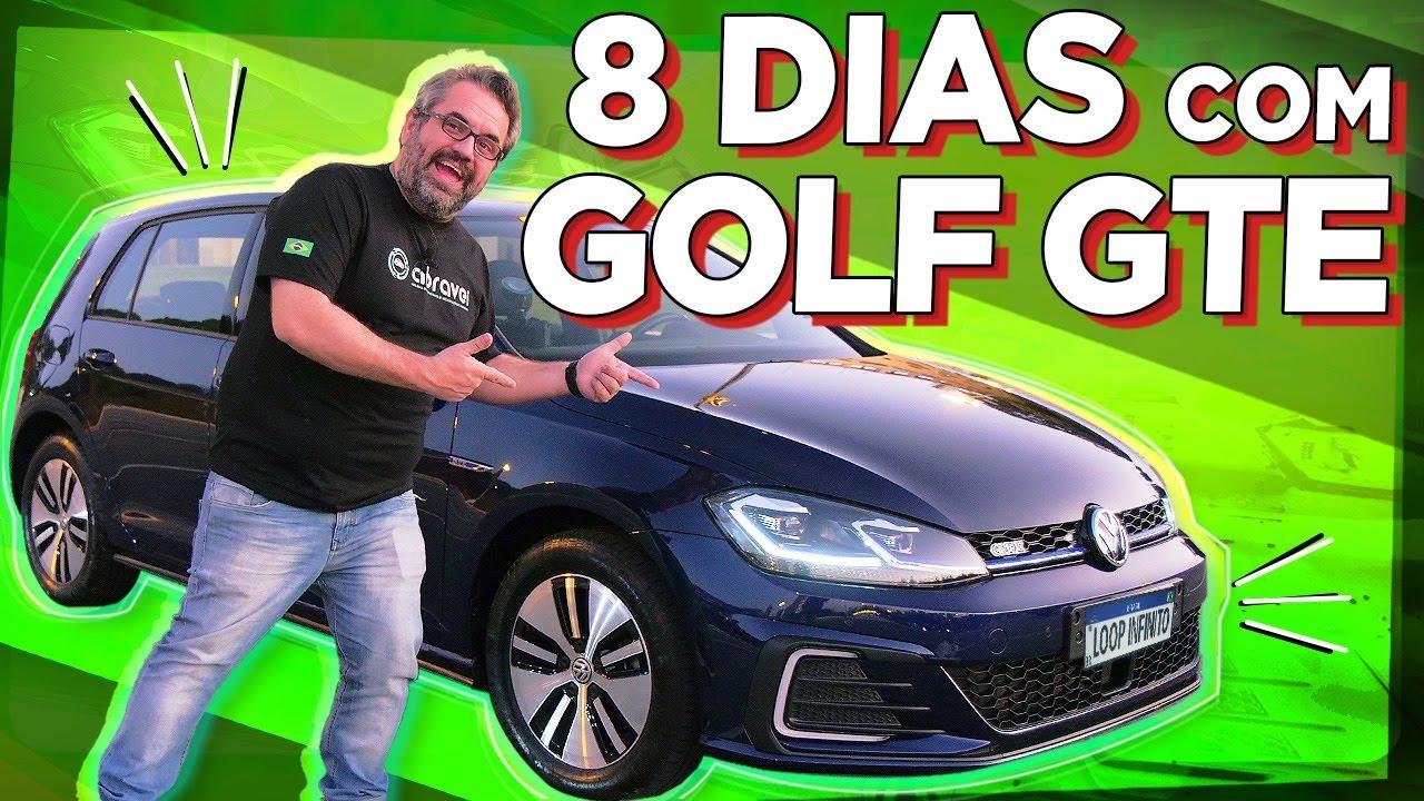 8 DIAS COM O GOLF GTE!
