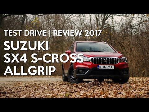 Suzuki SX4 S-Cross AllGrip Test Drive | Review 2017