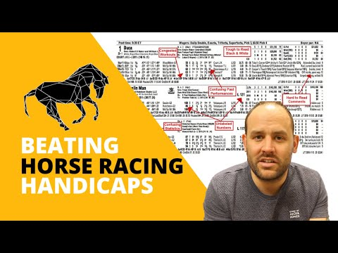 Beating the Horse Racing Handicapping System...