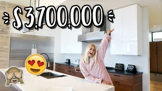 $3.7 MILLION HOUSE TOUR! SHOULD WE BUY IT?!