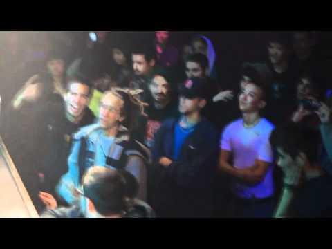 RibboRes e Santiago - Battle Arena Prequel - live
