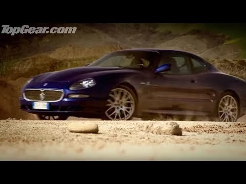Maserati Gran Sport Car Review | Top Gear