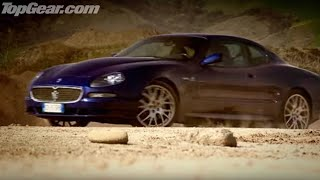 Maserati Gran Sport car review - Top Gear - BBC(The Top Gear team throw the Maserati Gran Sport around with entertaining results. Classic road test video from BBC award winning motoring show Top Gear., 2009-03-13T23:14:47.000Z)