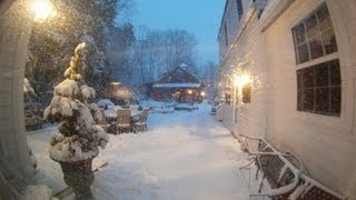 Winter Storm Time lapse - 30