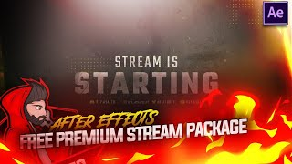 STREAM PACKAGE FREE ANIMATED FULLPREMIUM | STINGER | AFTER EFFECTS | |100% WORKING | REY ASALTO