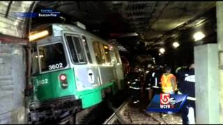 Green Line conductor placed on leave following derailment