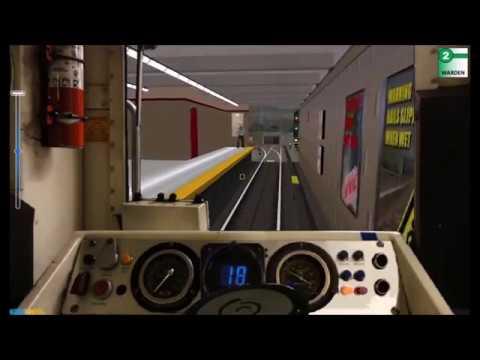 openBVE -- TTC Line 2 Bloor-Danforth v2.0 -- Kennedy to Kipling w\ H6 (FULL ROUTE)(HD)