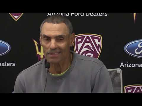 Hermisms: Ruminations on life and football by ASU coach Herm Edwards Ep. 8 (10/25/2018)